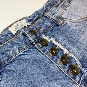 O'Neill Button Down Denim Shorts
